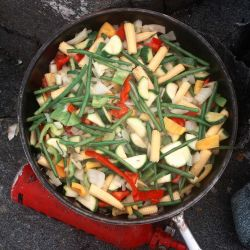 great camp cooking