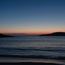 Sunset on the Isle of Barra